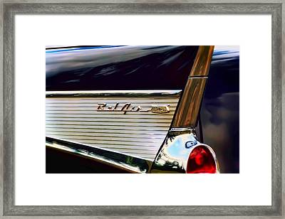 Bel Air Framed Print
