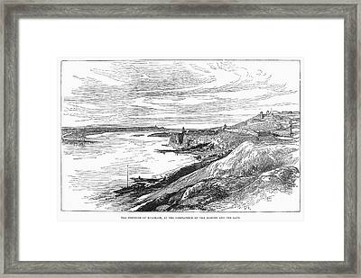 Belgrade: Fortress, 1876 Framed Print by Granger