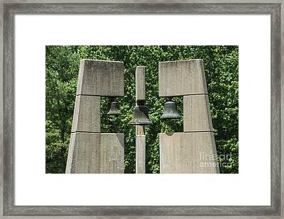 Bell Tower Framed Print by John Greim