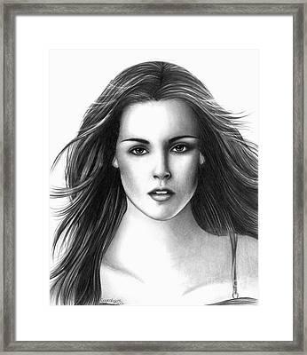 Bella Swan Framed Print
