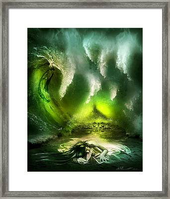 Beneath Framed Print by Svetlana Sewell