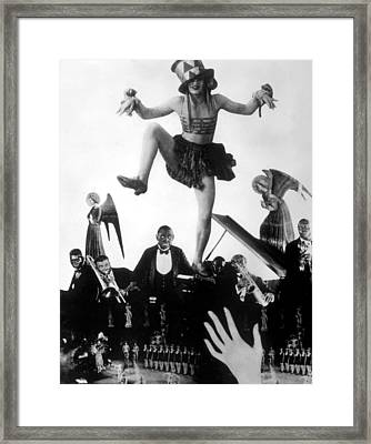 Berlin Symphony Of A Big City, Aka Framed Print by Everett