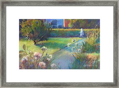 Bernadette's Prayer Framed Print