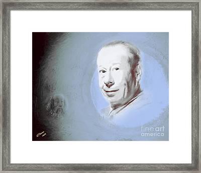 Bert Lahr Framed Print