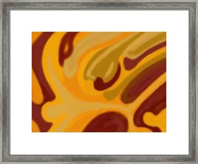 Beset Framed Print by Tim Stringer