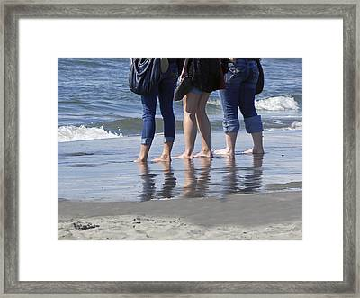 Best Friends Forever Framed Print by Pamela Patch