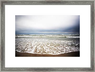 Best Of The Beach Framed Print