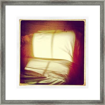 #bestagram #squareready #statigram Framed Print