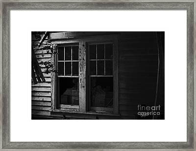 Better Days Framed Print by Cris Hayes