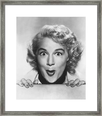 Betty Hutton, Paramount Pictures, 1953 Framed Print by Everett