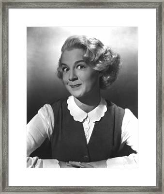 Betty Hutton, Paramount Pictures, Ca Framed Print by Everett