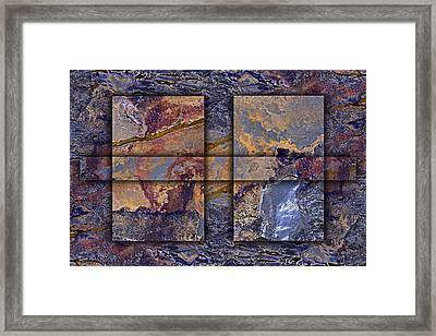 Between Tides Number 12 Framed Print by Carol Leigh