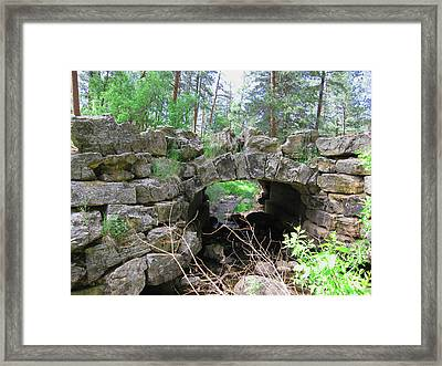 Beulah Bridge Framed Print