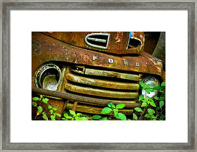 Framed Print featuring the photograph Beyond Antique by Michelle Joseph-Long