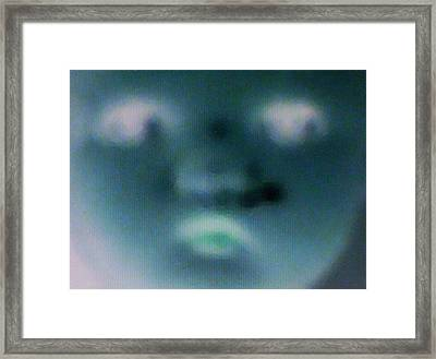 Big Baby Framed Print by Lee Thompson