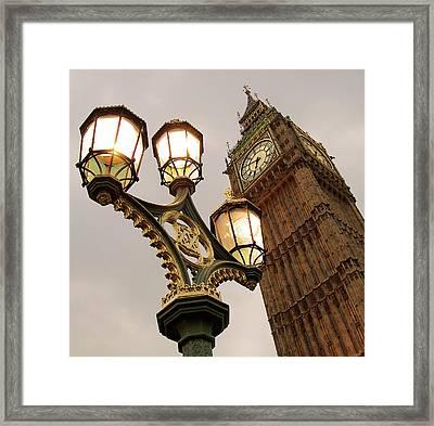 Big Ben Framed Print by Sylvia Rueda Photography