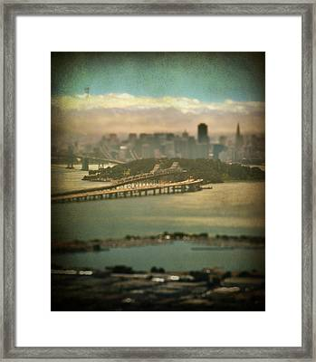 Big City Dreams Framed Print by Laurie Search