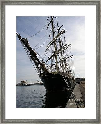 Big One Framed Print
