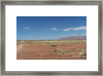 Big Sky Country Framed Print by Charles Robinson