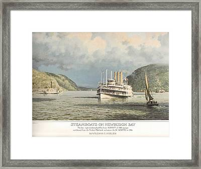 Bill Muller 1975 Print Collection Framed Print