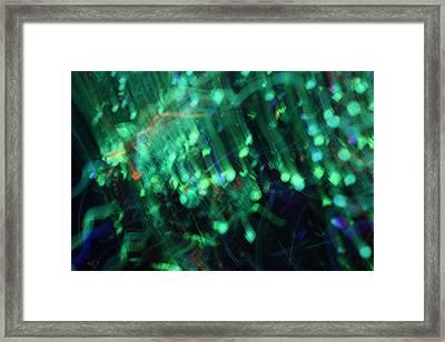 Bindu The Big Bang Framed Print