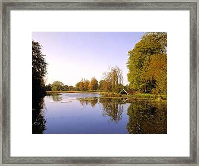 Birr Castle Demesne, Co Offaly, Ireland Framed Print by The Irish Image Collection