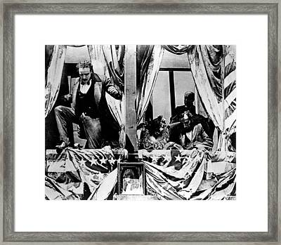 Birth Of A Nation, 1915 Framed Print by Granger