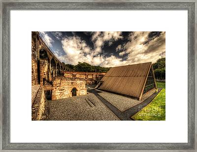 Birthplace Of A Revolution Framed Print by Rob Hawkins