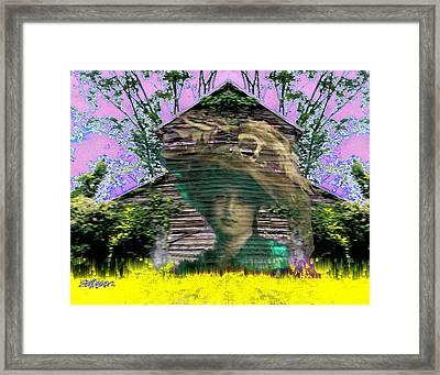 Bitter Acres Tender Memories Framed Print by Seth Weaver