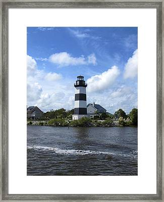 Black And White Framed Print