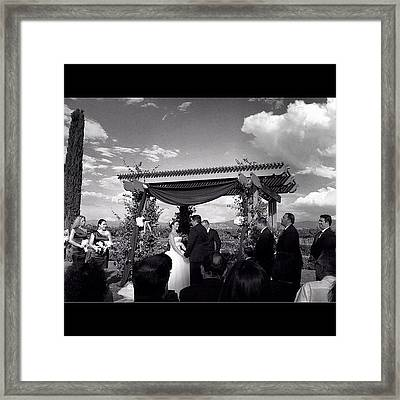#blackandwhite #black_and_white #b_n_w Framed Print