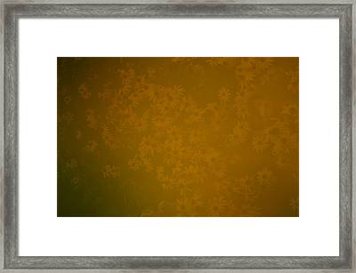Blackeye 3 Framed Print by Kennith Mccoy