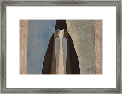 Blanket Framed Print by Carol Leigh