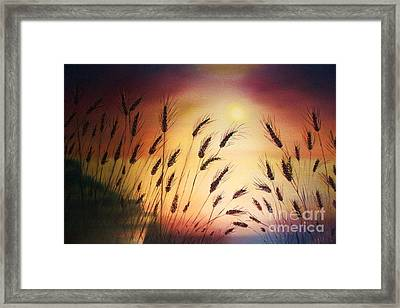''blessed Seeds Collection'' Framed Print
