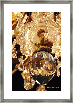 Bling No. 5 Framed Print