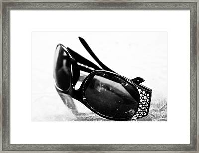 Bling Framed Print