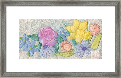 Bloomin' Favorites Framed Print