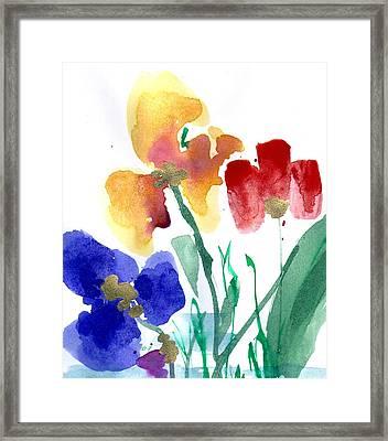 Blossom Life Framed Print