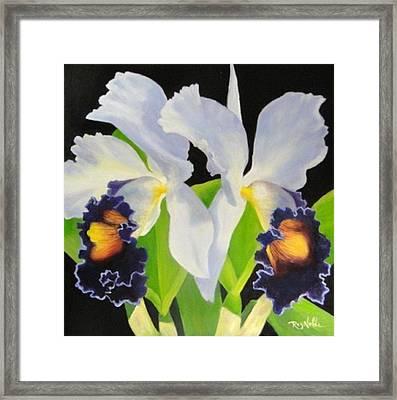 Blue Heaven Framed Print by Carol Reynolds