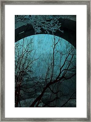 Blue Lagoon  Framed Print by Jerry Cordeiro