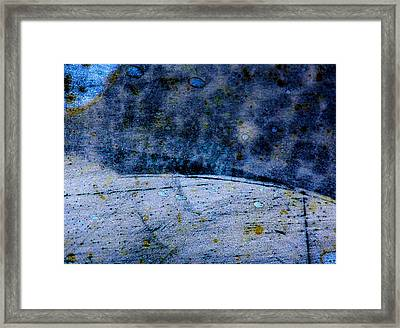 Blue Moon Framed Print by Fine Art  Photography