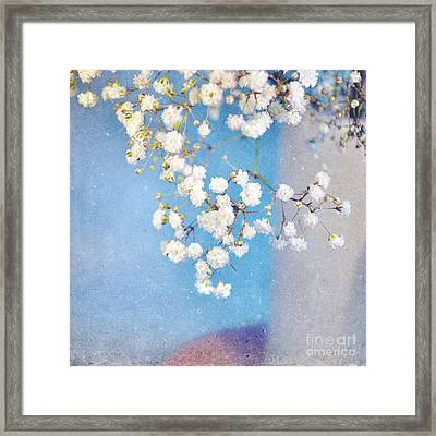 Blue Morning Framed Print