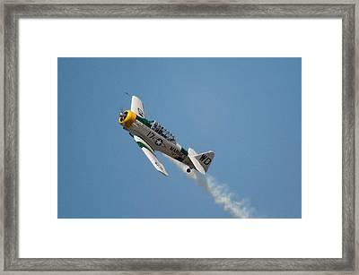Blue Sky Framed Print by Gary Rose