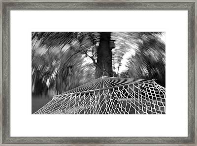 Blurry Still Framed Print by Scott Allison