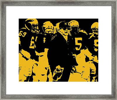 Bo Framed Print by Matthew Formeller