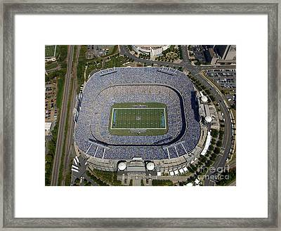 Boa Bird's Eye View Framed Print by Clear Sky Images