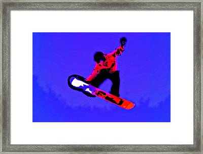 Boarding Framed Print by Rpics Rpics