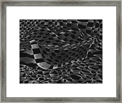 Boat Upon The Shore Framed Print