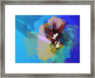 Bob Marley 2 Framed Print by Naxart Studio