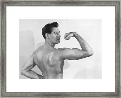 Body Beautiful Framed Print